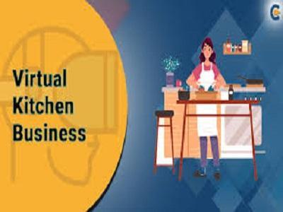 Virtual Kitchen Market