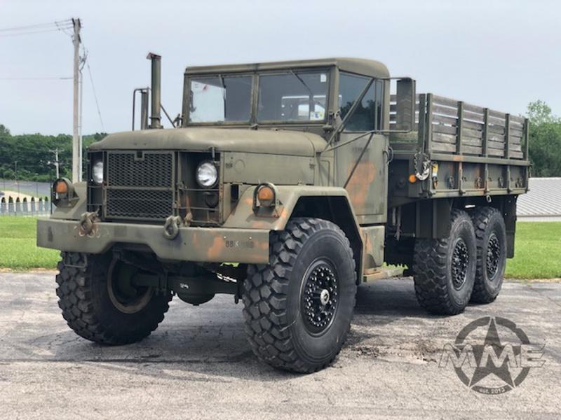 Military Truck Market