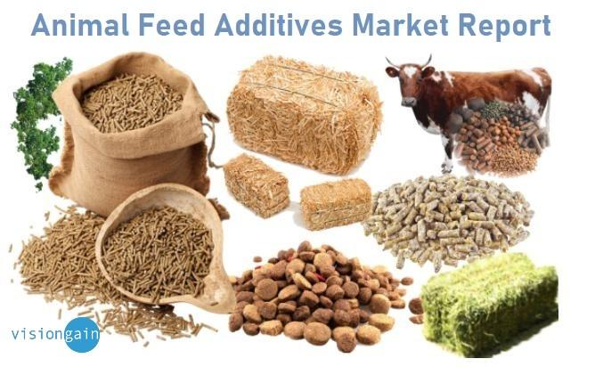 Latest Animal Feed Additives Market Research Report Up to 2031