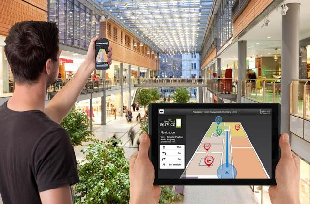 Indoor Positioning Systems IPS