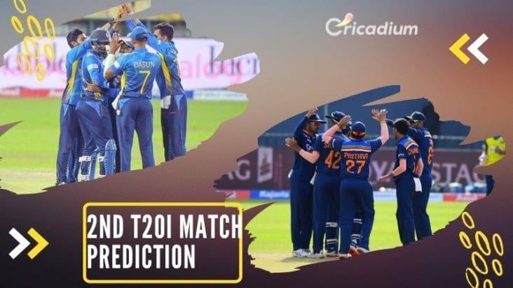 India tour of Sri Lanka 2021, 2nd T20I Sri Lanka vs India
