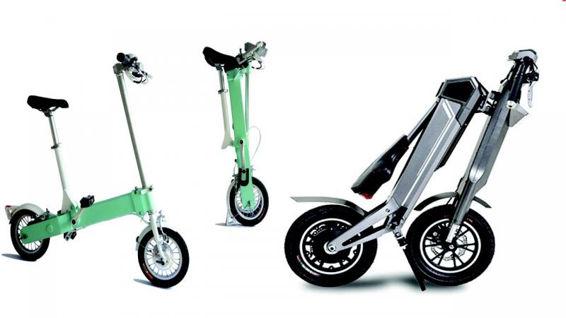 Electric Foldable Scooters