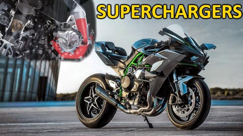 Motorcycle Supercharger Market