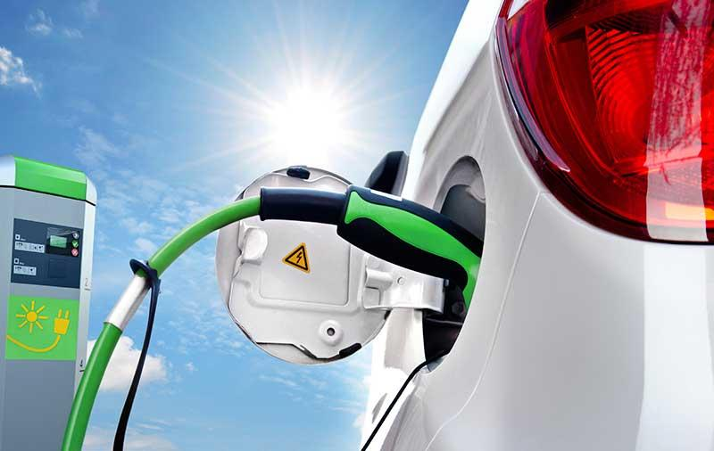 Electric Vehicle Charging System (EVCS)