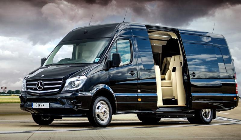 Luxury Van Market