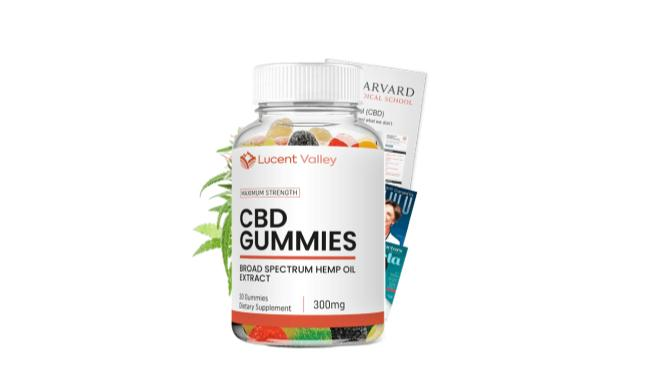 Lucent Valley CBD Gummies - Reviews [Quit Smoking] Cannabis,