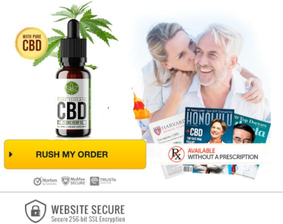 Pure Isolate CBD Oil Canada - [Cannabis or Herbal] Reviews Price!