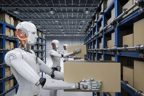 Asia-Pacific Logistics Robots Market