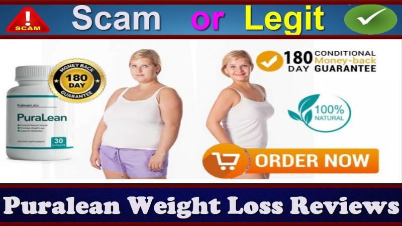 PuraLean Reviews - {SCAM Or LEGIT} Pills, Amazon, Side Effects &