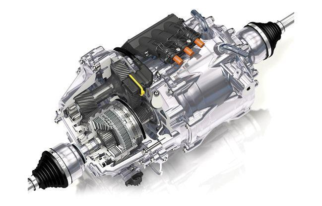 Drive Motors For Electric Vehicles