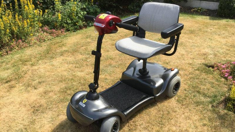 Electric Mobility Boot Scooters