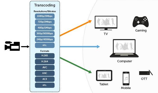 Video Transcoding Market