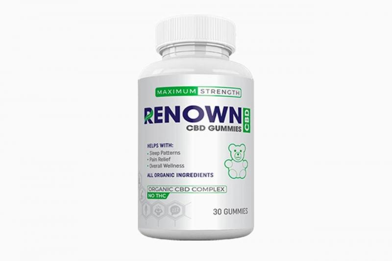 Renown CBD Gummies - [HOAX or Benefits] Reviews Does it Works?