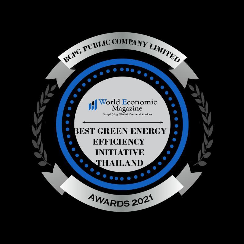 Best Green Energy Efficiency Initiative Thailand 2021