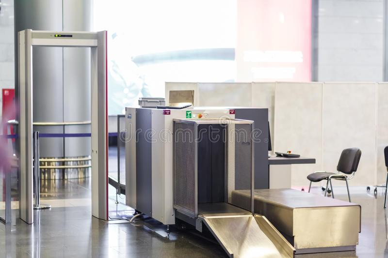 Airport Metal Detectors Market
