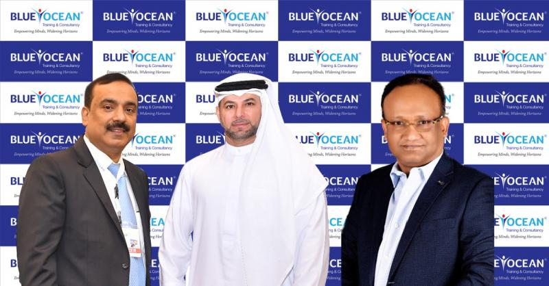 Blue Ocean Academy Becomes the UAE's First Corporate Training
