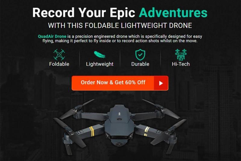 QuadAir Drone Reviews : Read This Quad Air Drone Review Before