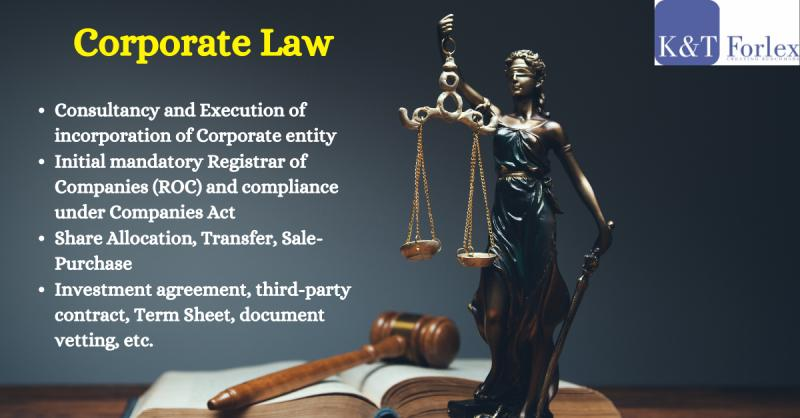 Corporate Law Service