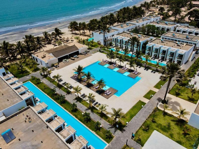 The wonderful Tamala Beach resort is located at the beautiful atlantic coast