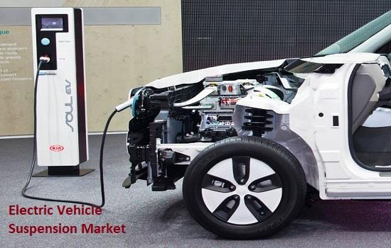 Electric Vehicle Suspension Market Top Key Players -