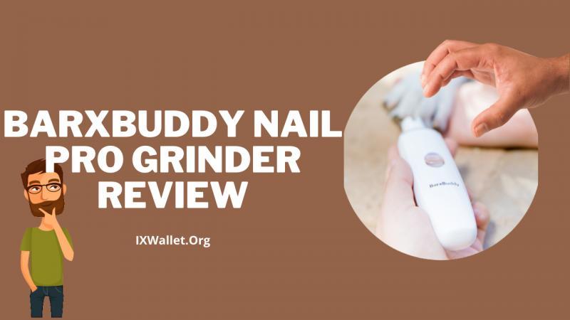 Barxbuddy NailPro Grinder