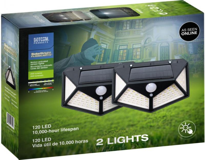 SolarBright Floodlights Review : All You Need To Know About
