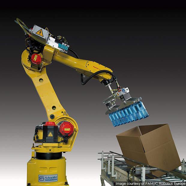 Packaging Robots Market - Data Bridge Market Research