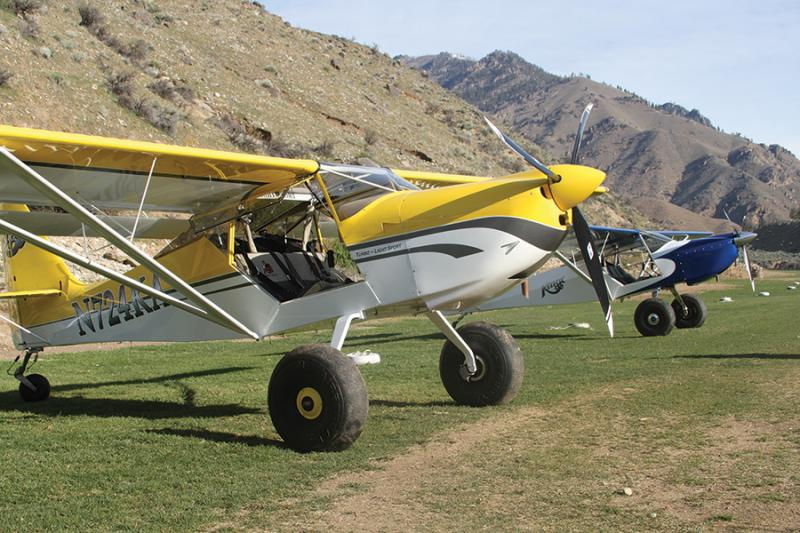 Backcountry Aircrafts Market Significantly Stepping towards