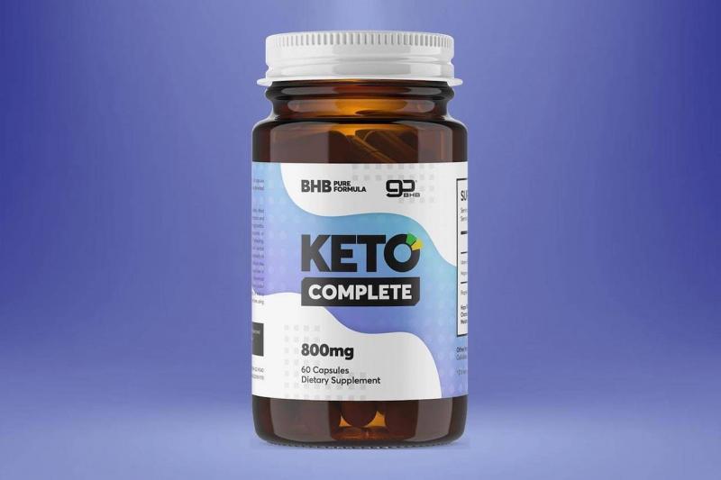 "Keto Complete Australia - [Only $59.75] Per Bottle ""HOAX or"