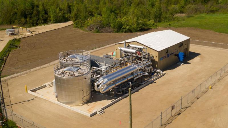 Compressed Air Energy Storage