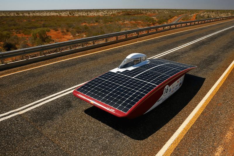 Crystalline Solar Powered Vehicle Market Key Players