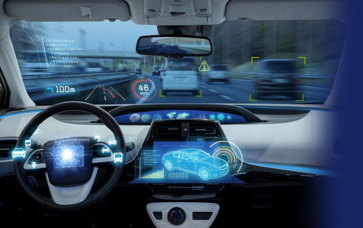 CMOS Image Sensors in Automotive Market