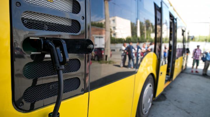 Automotive Electric Bus