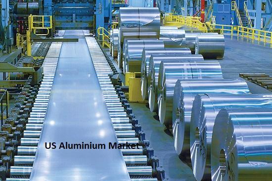 Main key players in the US aluminum market - Alcoa, Century Aluminum