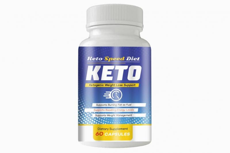 Keto Speed Diet Review: (UPDATE AUG 2021) # 1 Weight Loss Pills,
