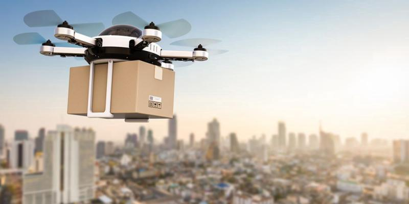 The Global Drone Logistics and Transportation market