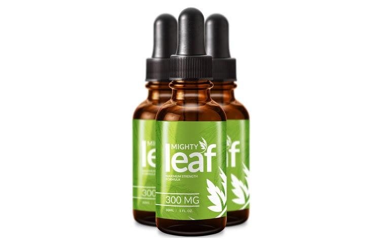 """Mighty Leaf CBD Oil Reviews - """"Cost or Result"""" Is Best For Your Body"""