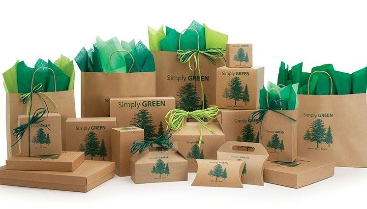 Global green packaging market size was valued at USD 258.74