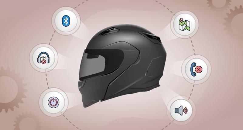 Smart Motorcycle Helmets Market