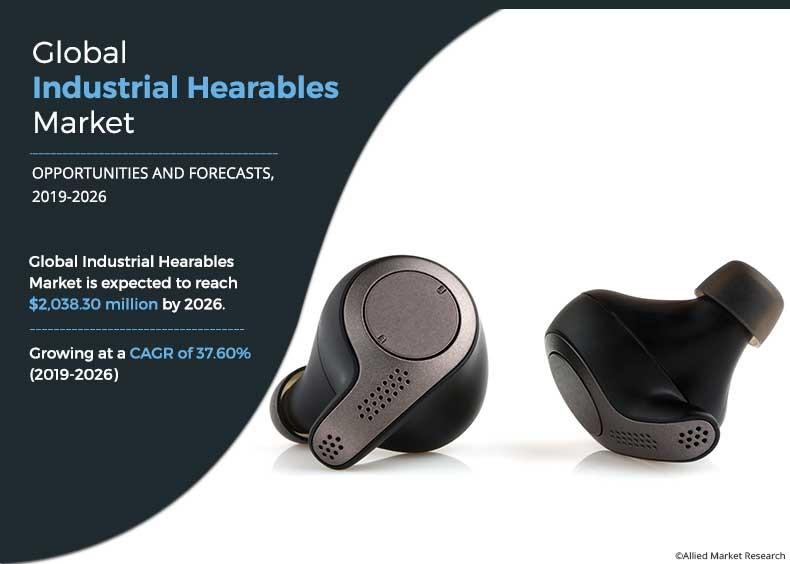 Industrial Hearables Market Size, Share, Statistics, Trends,