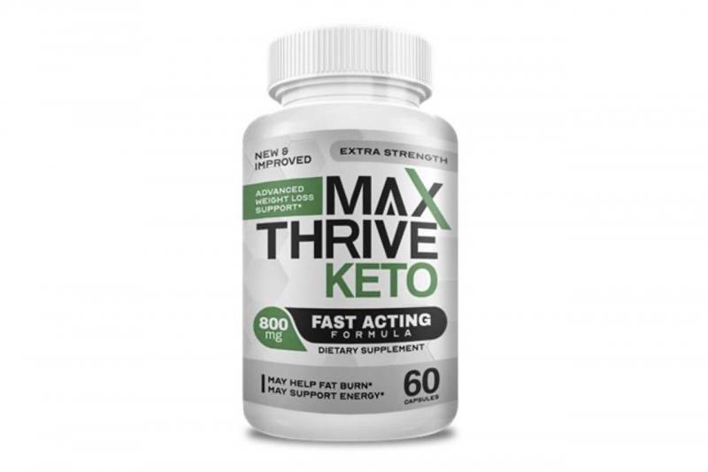 Max Thrive Keto Reviews : (UPDATED SEP 2021) Negative Reviews