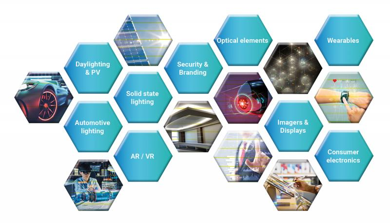 free-form micro-optics offers advanced solutions for a wide range of industries