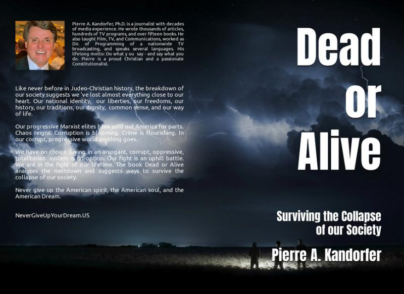 Dead or Alive - Surviving the breakdown of our society