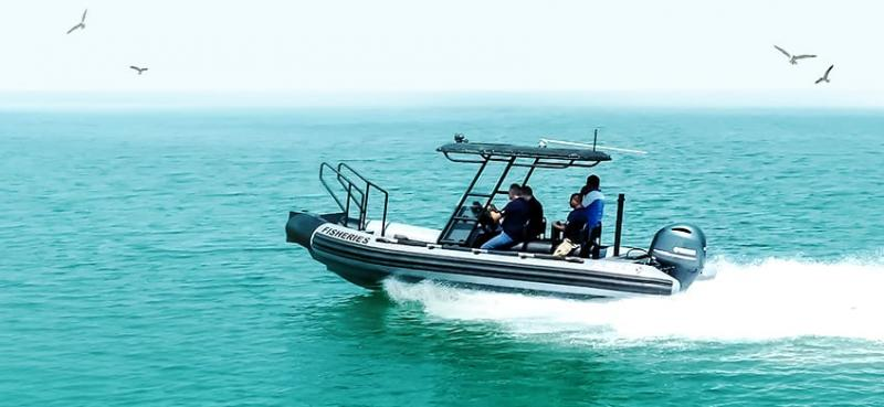 An ASIS Boat For Coastal Fisheries