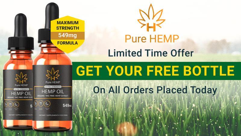 Extra Strength Pure Hemp Oil Canada: Reviews, Benefits & Price