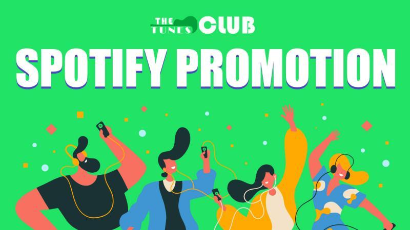 Spotify Promotion