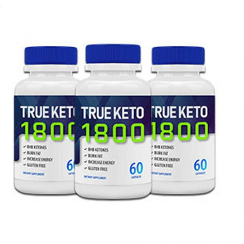 True Keto 1800 Reviews: Instant Fat Burning Pills, Advantages &