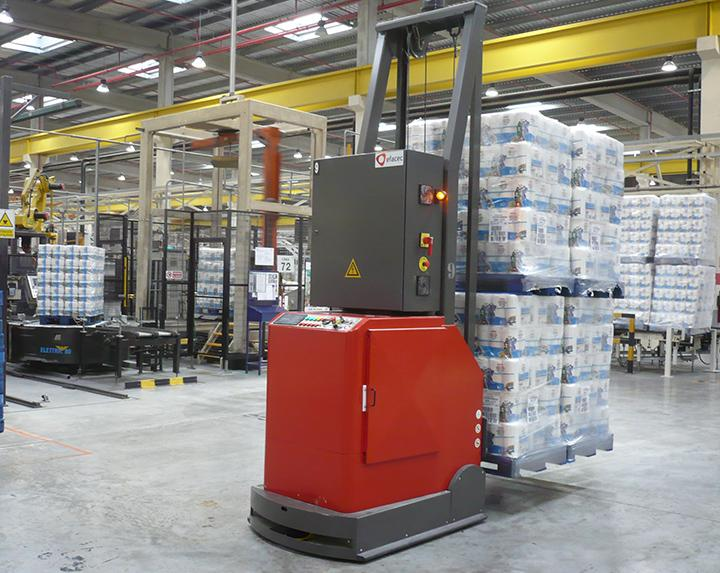 Automated Guided Vehicles (Agv) Market to Eyewitness Massive