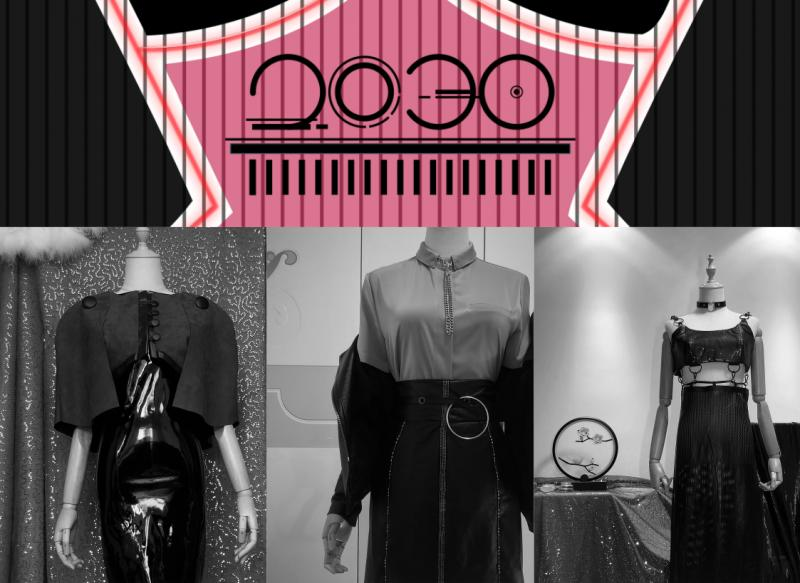 Effy By Design - New Women Fashion Collection ~{2030}~ Art-deco Futurist Flexible
