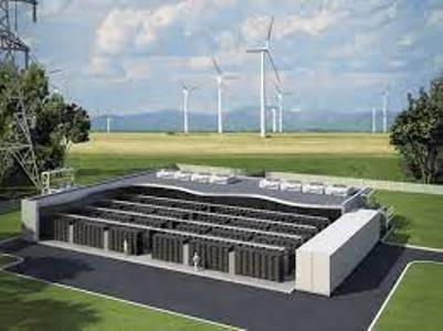 Li-Ion Grid Storage